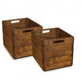 Kallax Kiste Vintage 2er set